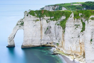 Scogliere, Normandia - Francia