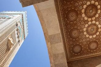 Moschea Hassan, Casablanca - Marocco