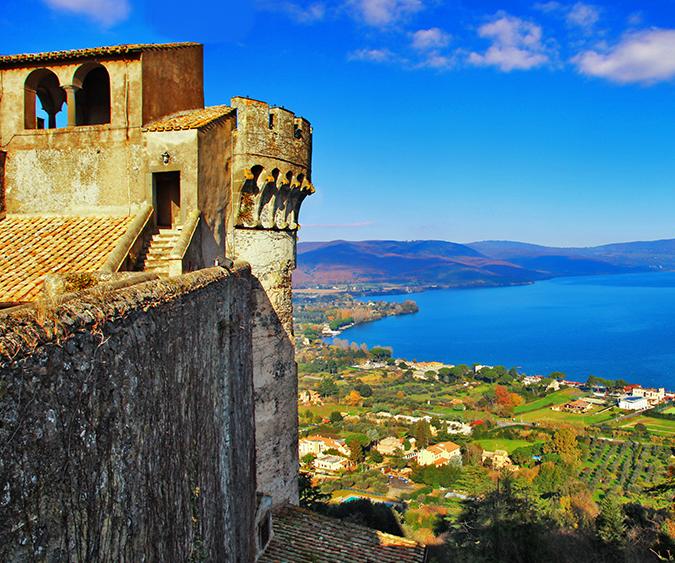 Castello Orsini-Odescalchi, Bracciano - Italia