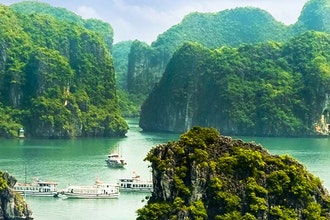 Baia di Halong - Vietnam