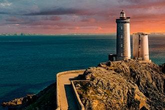 Panoramica Bretagna, Francia - Europa