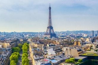Panoramica Ile de France, Francia - Europa