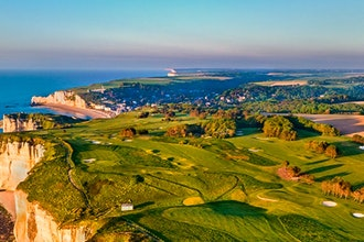 Panoramica Normandia, Francia - Europa