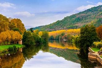 Panoramica Occitania, Francia - Europa