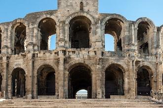 Arles - testata