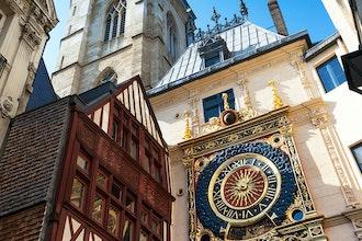 Rouen - testata