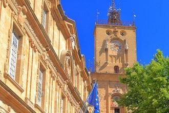 Aix-en-Provence - testata