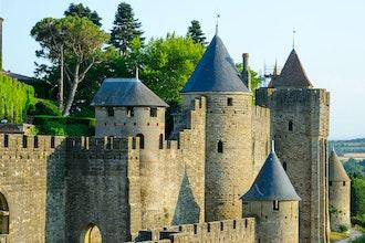Carcassonne - testata