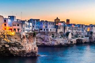 Panoramica Puglia, Italia - Europa