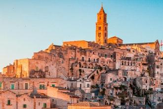 Panoramica Basilicata, Italia - Europa