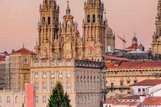 Panoramica Galizia, Spagna - Europa