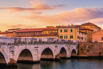 Panoramica Emilia Romagna, Italia - Europa