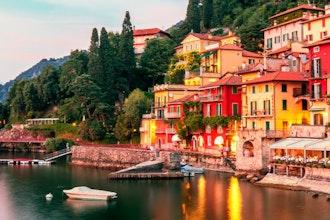 Panoramica Lombardia, Italia - Europa
