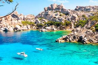 Panoramica Sardegna, Italia - Europa