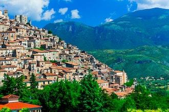 Panoramica Calabria, Italia - Europa