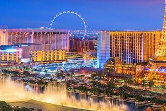 Las Vegas Panorama, Stati Uniti - America