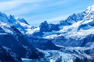 Panoramica Alaska, Stati Uniti - America