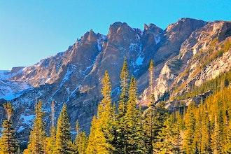 Panoramica Montagne Rocciose, Stati Uniti - America
