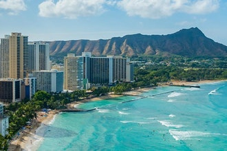 Panoramica Isole Hawaii, Hawaii - Asia