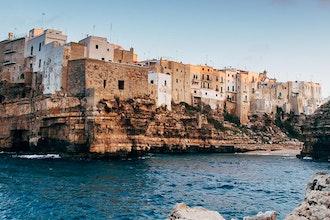 Scorcio, Polignano a mare - Italia