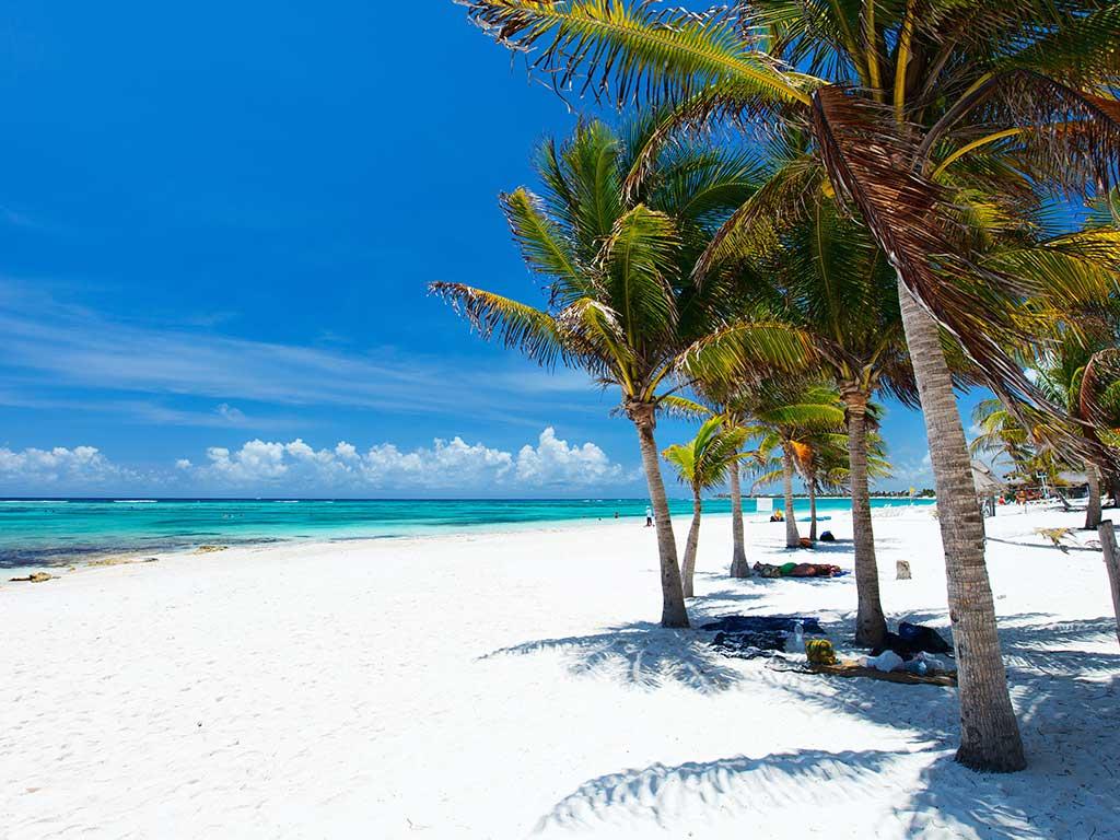 Messico - spiaggia