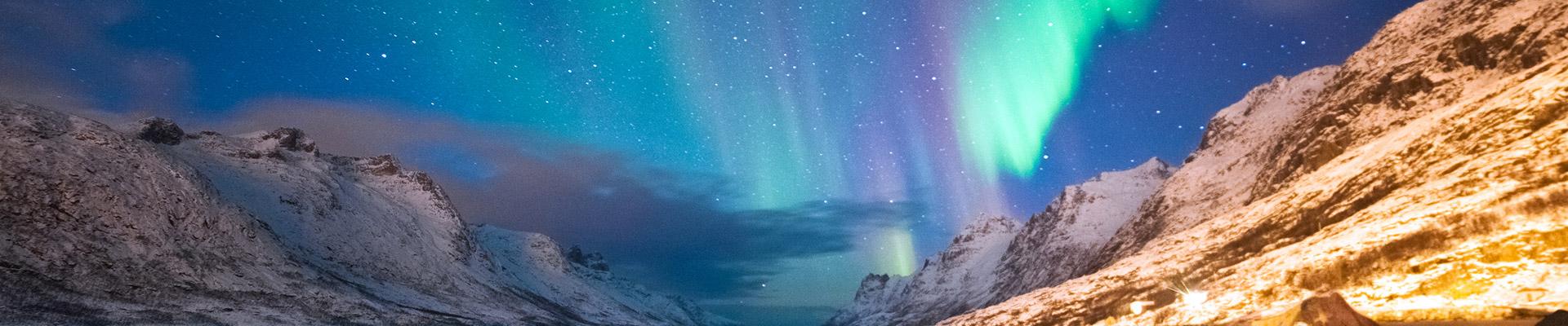 Finlandia: la magia ipnotica dell'aurora boreale