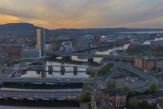 panorama, Belfast - Gran Bretagna