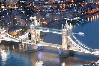 veduta aerea, Londra - Gran Bretagna