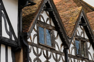 case storiche, Stratford upon Avon - Gran Bretagna
