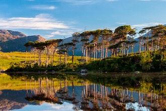 Panoramica Connemara, Irlanda - Europa