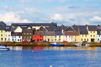 baia, Galway - Irlanda
