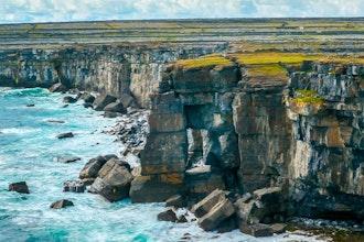 Panoramica Isole Aran, Irlanda - Europa