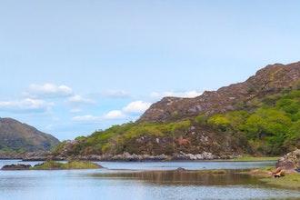 lago nel Killarney National Park, Killarney - Irlanda