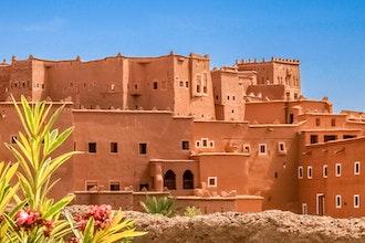 kasbah, Ouarzazate - Marocco