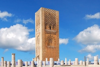 torre Hassan, Rabat - Marocco