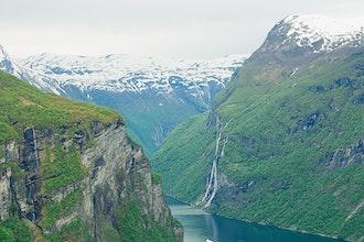 Geirangerfjord, Geiranger - Norvegia