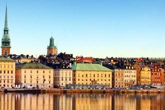 panorama, Stoccolma - Svezia