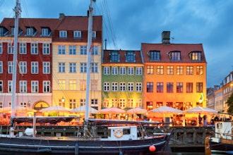 Nyhavn, Copenaghen - Danimarca