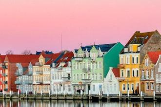 Panoramica Jutland, Danimarca - Europa