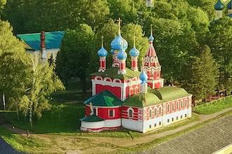 Palazzo del Principe, Uglich - Russia