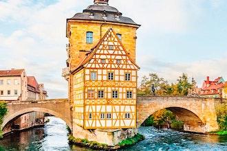 Panoramica Baviera, Germania - Europa