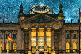 Reichstag, Berlino - Germania