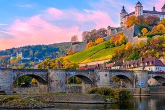 Panoramica Strada Romantica, Germania - Europa