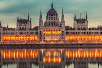 parlamento, Budapest - Ungheria