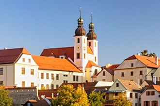 Panoramica Moravia, Repubblica Ceca - Europa