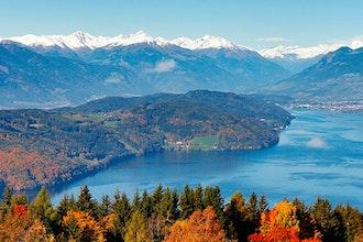 Paesaggio Carinzia, Austria - Europa