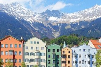 panorama, Innsbruck - Austria