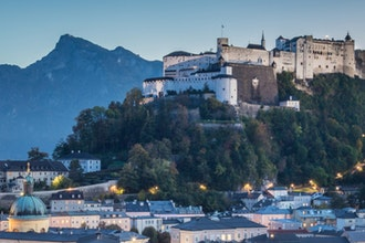 panorama, Salisburgo - Austria