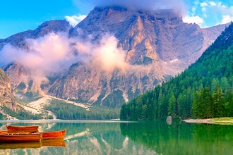 Panoramica Tirolo, Austria - Europa