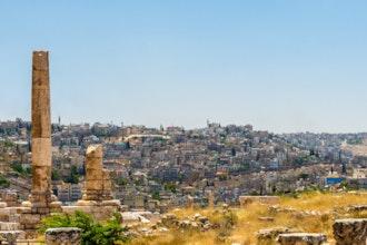 Cittadella, Amman - Giordania